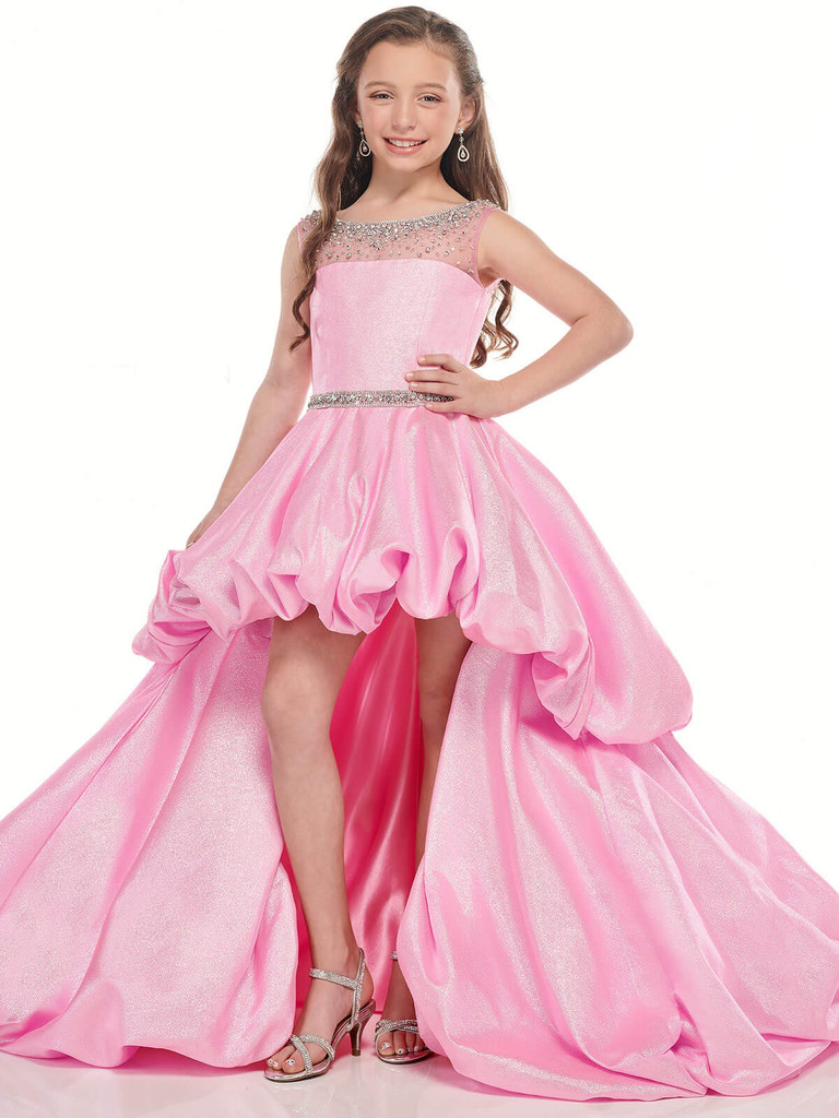 High Low Perfect Angels 10018 Pageant Dress PageantDesigns