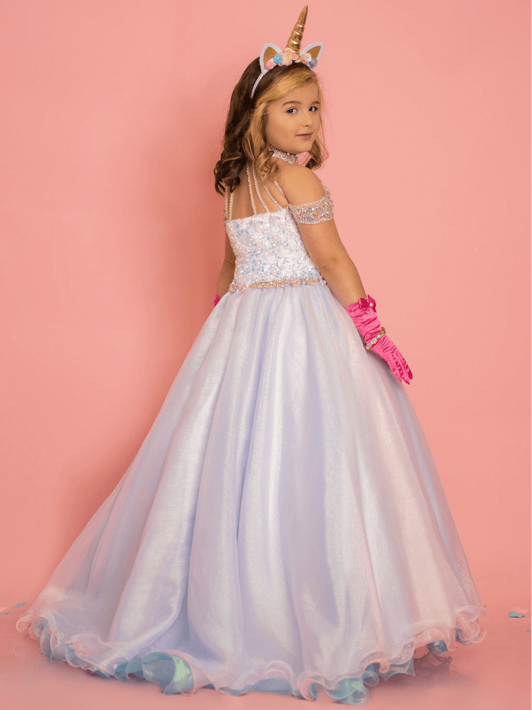 Ball Gowns Girls Pageant Dress Sugar Kayne C103