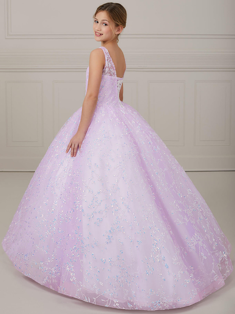 Ball Gown Girls Pageant Dress Tiffany Princess 13643