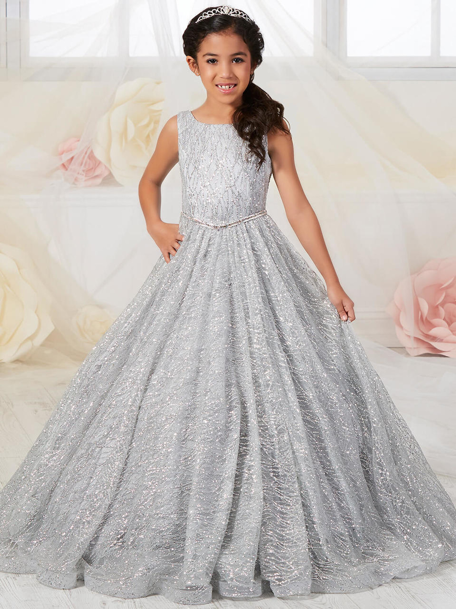 Glitter Girls Pageant Dress Tiffany Princess 13530