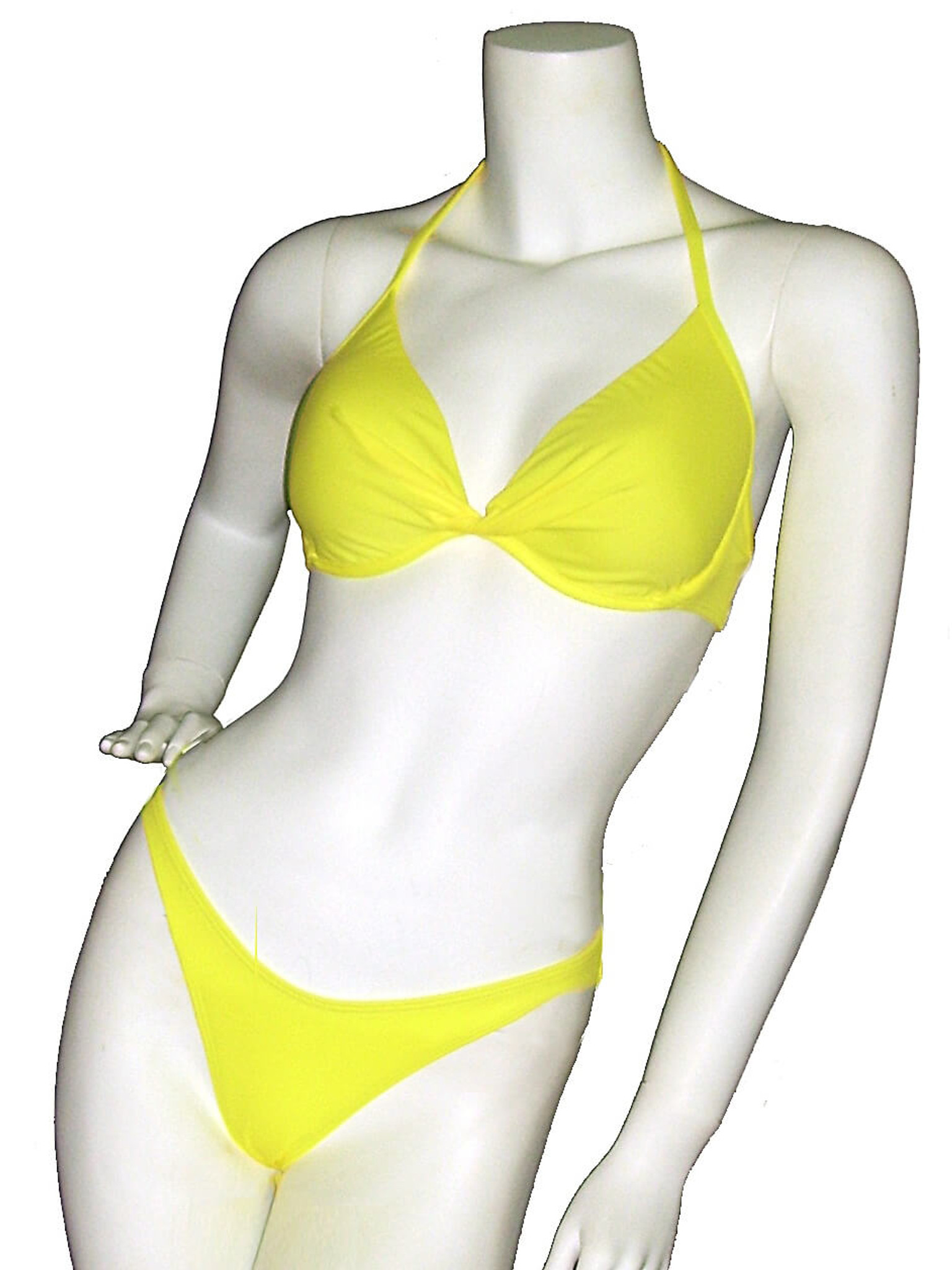 yellow pageant swimwear lay m tami