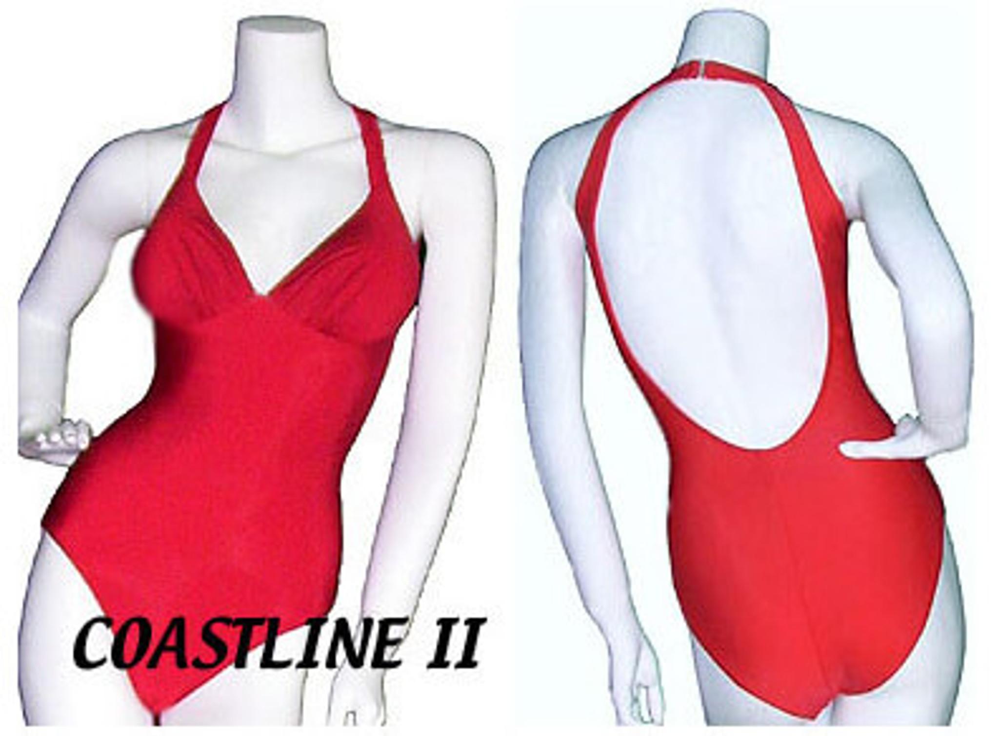 Pageant Swimwear Coastline II 1-Piece