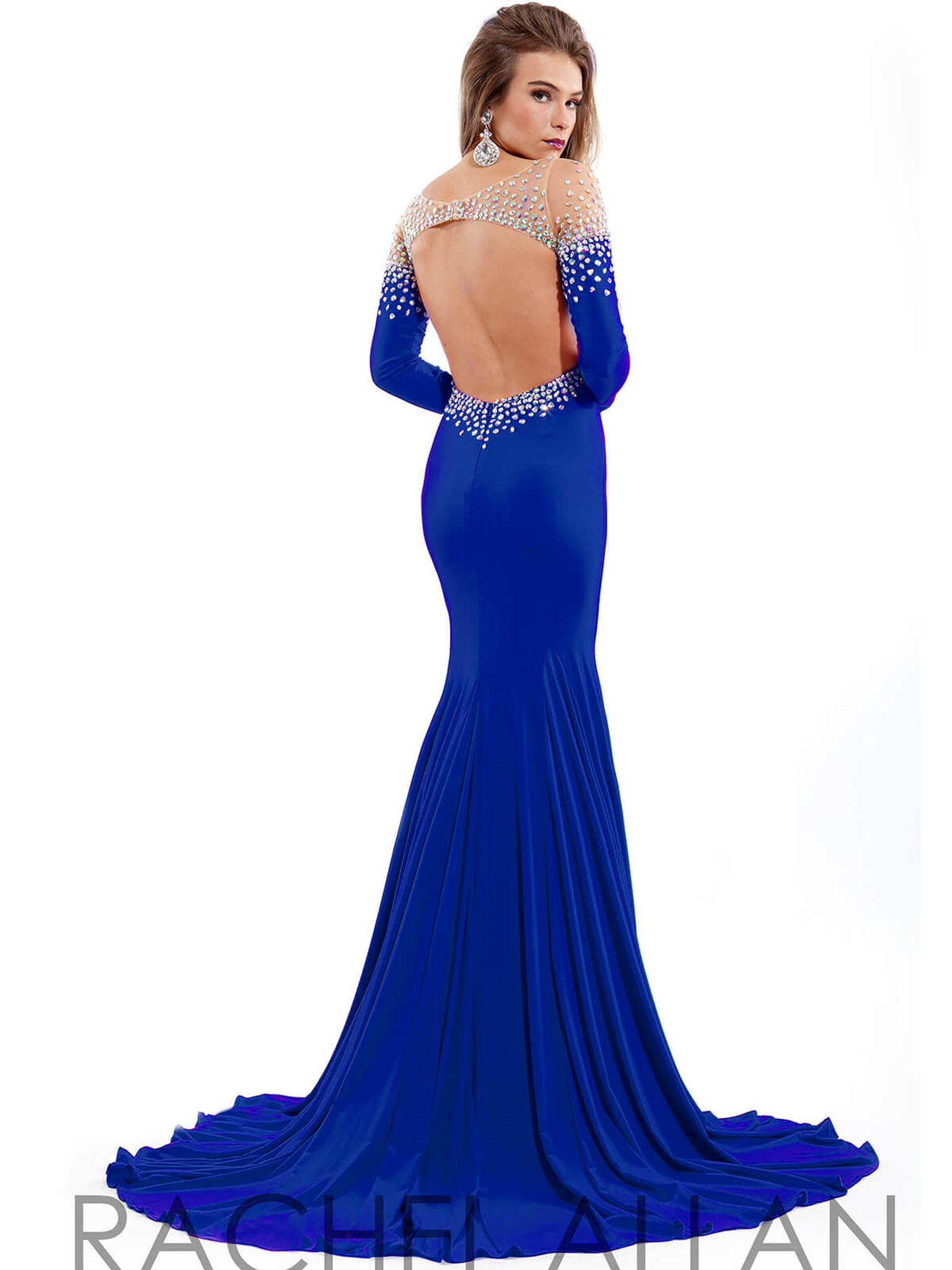 Rachel Allan Prima Donna Pageant Dress 5716