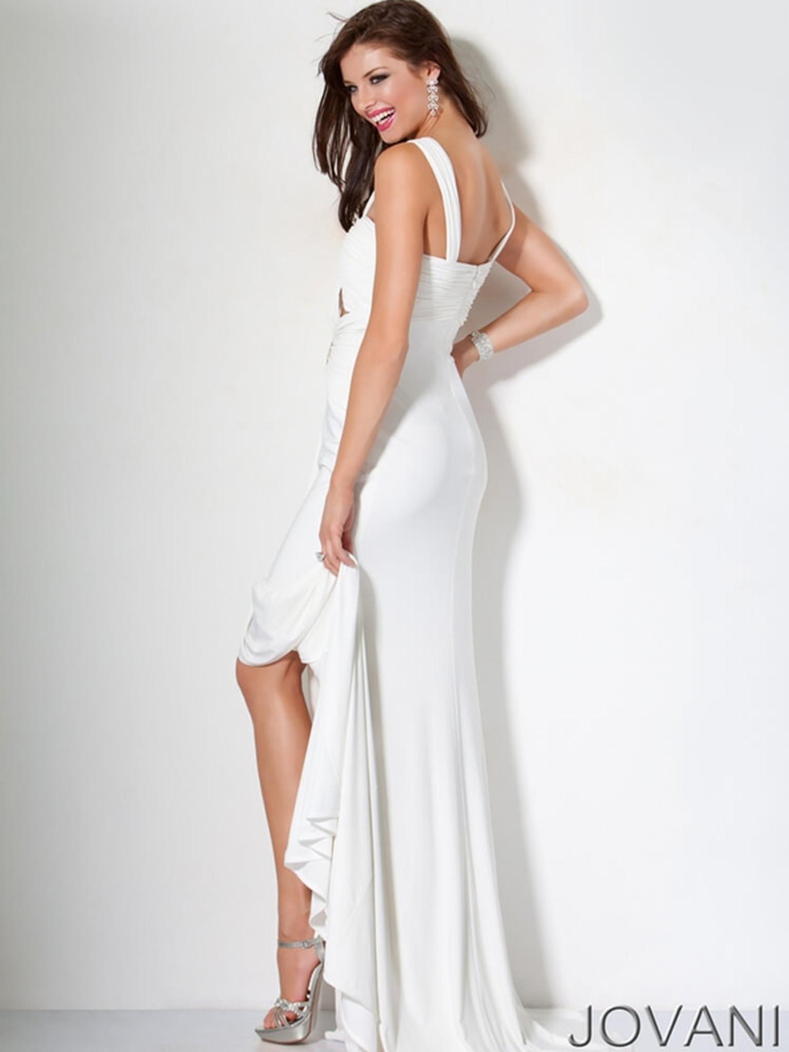 Chiffon Prom Pageant Dress Jovani 503