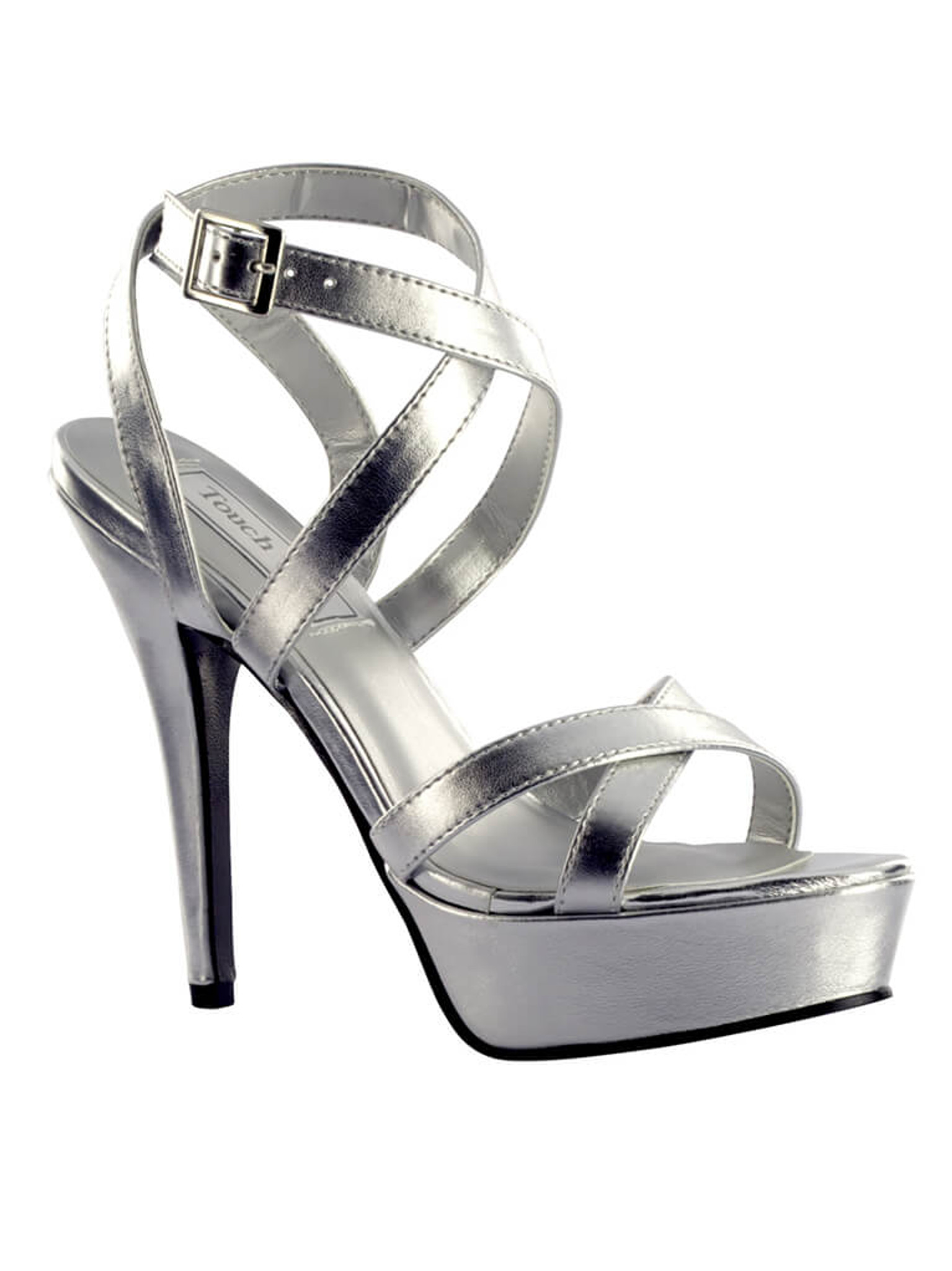Touch Ups Pageant Shoes Platform Andrea 4117