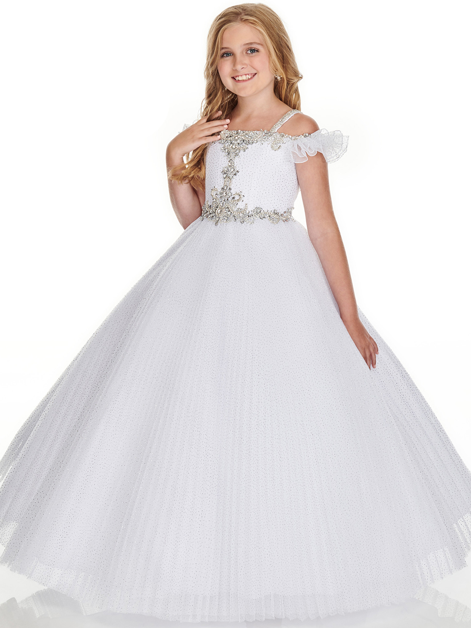 white girls pageant dress perfect angels 1761