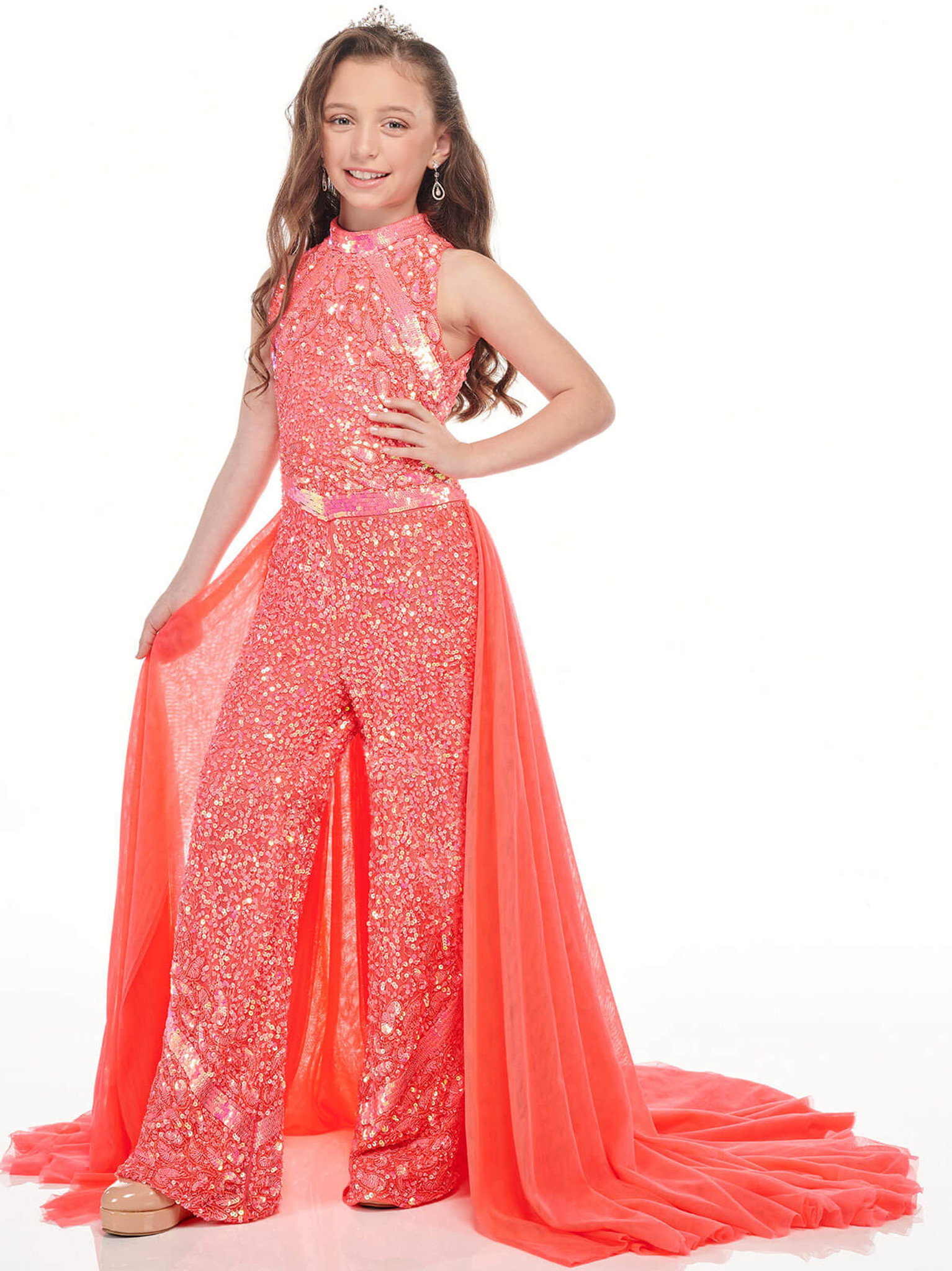 Jumpsuit Perfect Angels 10008 Pageant Dress PageantDesigns