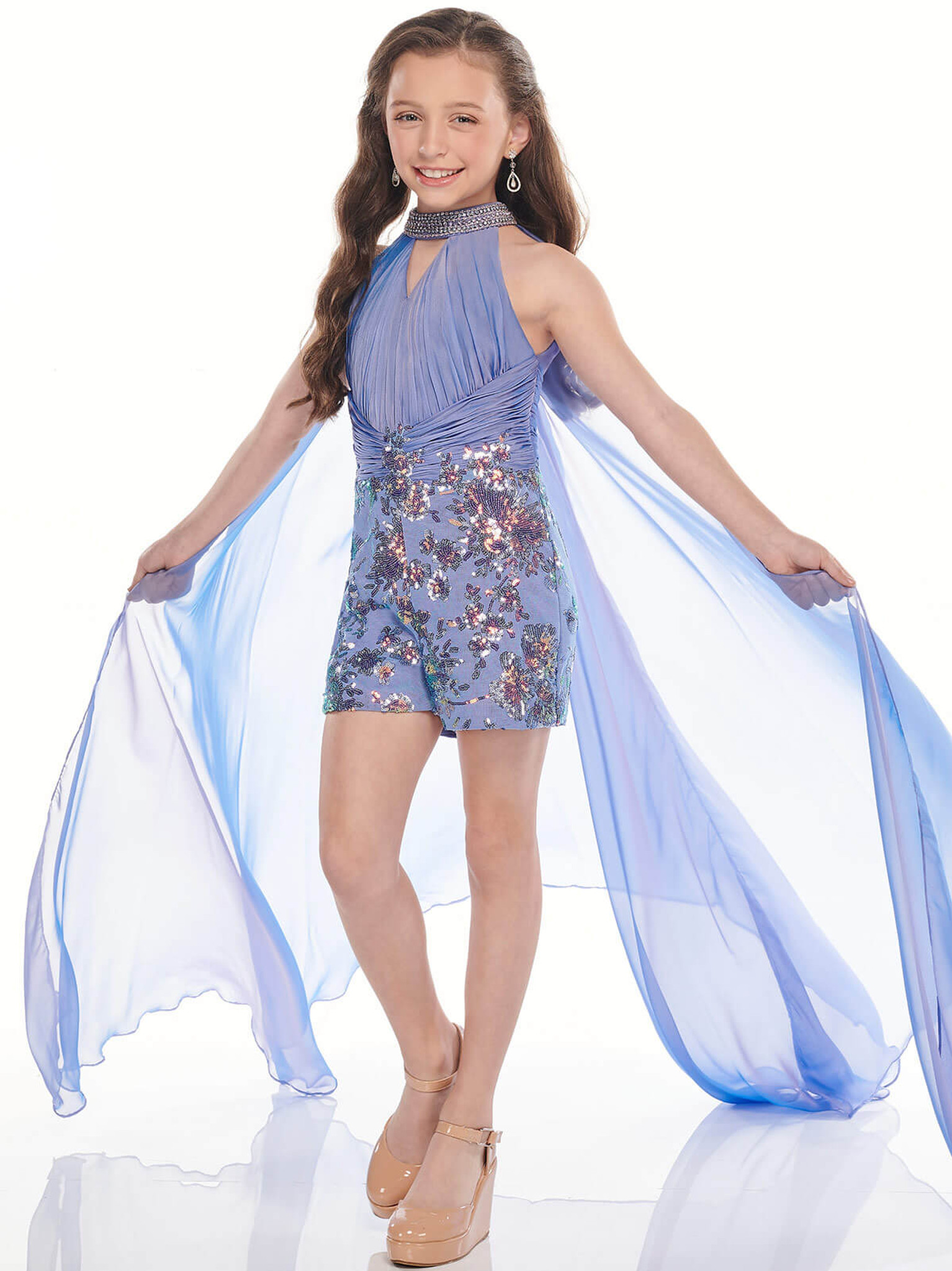 Romper Perfect Angels 10016 Pageant Dress PageantDesigns