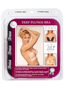 Deep Plunge Bra