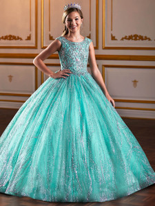 Cracked Ice Tiffany Designs 13575 Pageant Dress PageantDesigns