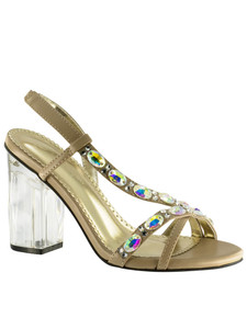 Embellished Pageant Sandals Johnathan Kayne Juliana 9066