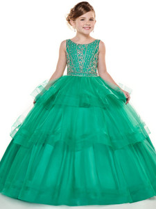 Tule Ball Gown Perfect Angels 1738 Pageant Dress PageantDesigns