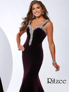 Mermaid Pageant Dress Ritzee Originals 3632
