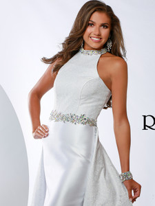 Halter Pageant Dress Ritzee Originals 3645