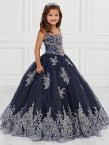 Two Strap Tiffany Princess 13596 Pageant Dress PageantDesigns