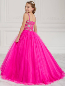Ball Gown Girls Pageant Dress Tiffany Princess 13613