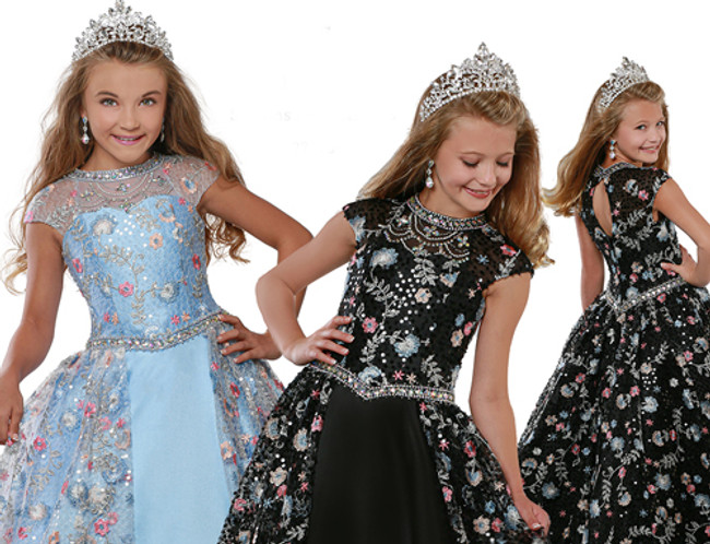 The Best Junior Pageant Dresses For Fall