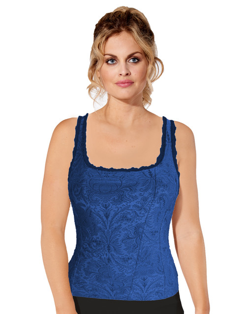 Arianne Florence Square Neckline Camisole Corset 5332