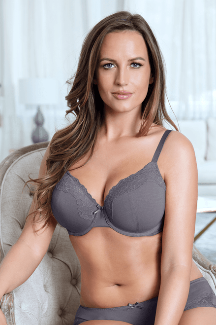 Parfait Modal Underwire Padded T-Shirt Bra with U-Back P50212 Tess