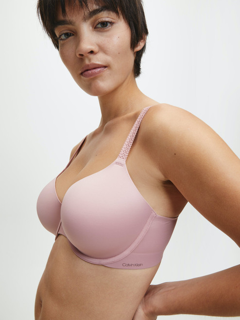 Calvin Klein Liquid Touch Perfect Coverage Underwire Bra QF4082