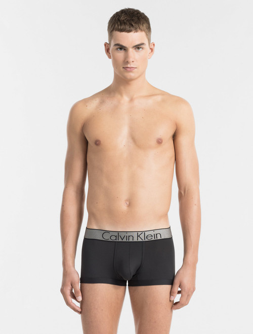 Calvin Klein Men's Customized Stretch Micro Low Rise Trunk NB1295