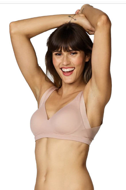 Warner's No Side Effects Alpha Size Wire Free Contour Bra RA2231