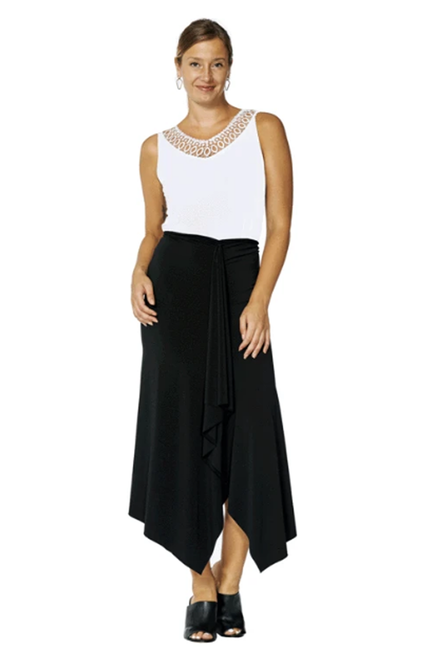 Arianne Turn Me Bandeau Dress Skirt 8518