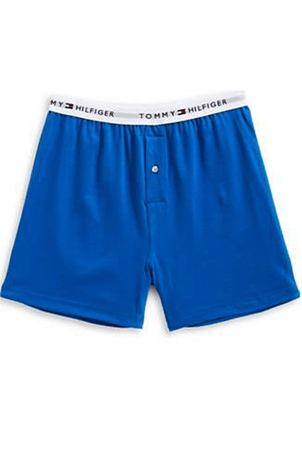 Tommy Hilfiger 100% Cotton Athletic Knit Boxer HCT3108