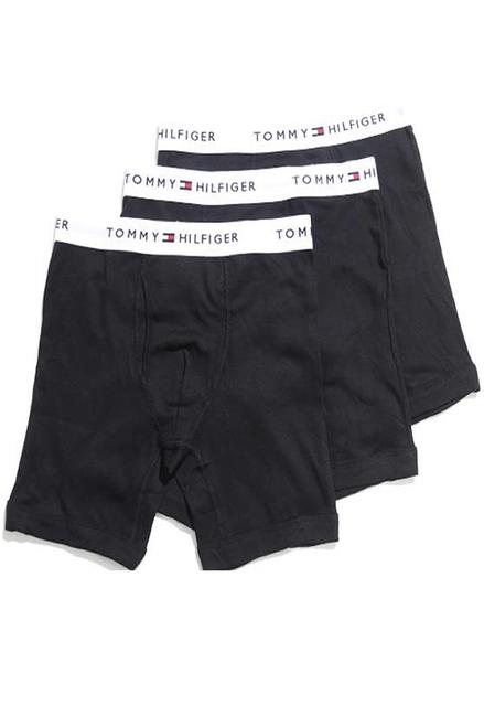 Tommy Hilfiger 100% Cotton 3-Pack Boxer Brief HCTE001