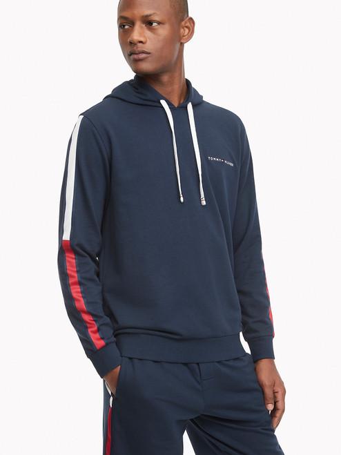 Tommy Hilfiger Modern Essentials Cotton Stripe Hoodie HCT3879