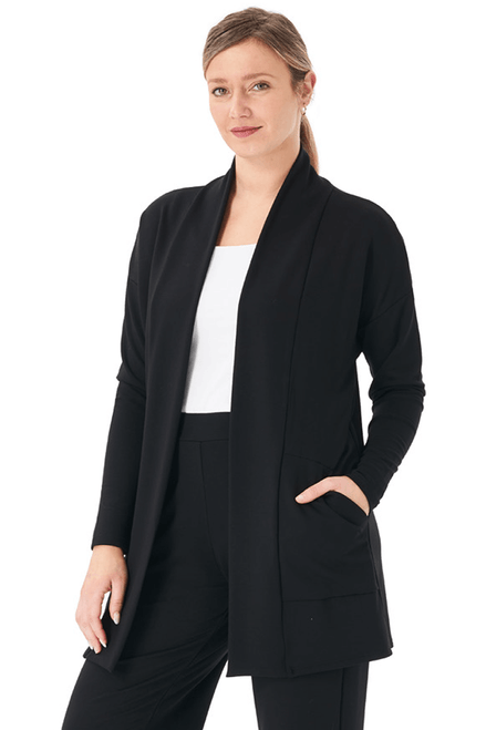 Arianne Long Sleeve Cover-Up with Pockets Daniela 7801