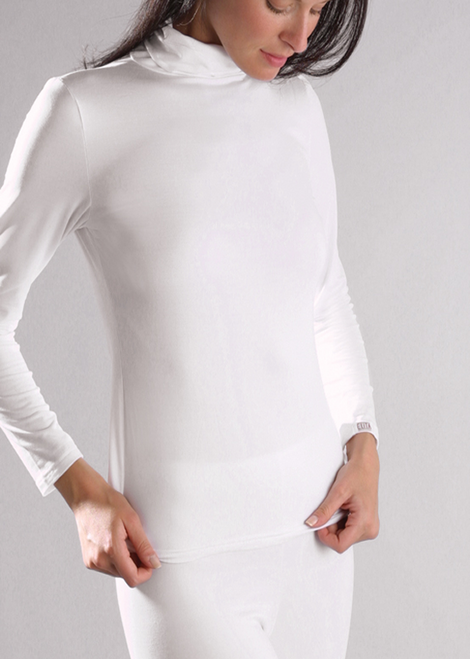 Elita Warm Wear Thermal Turtleneck Long Sleeve Shirt