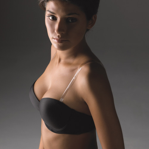 3/8 Inch Invisible Bra Straps By Fashion Essentials 75000