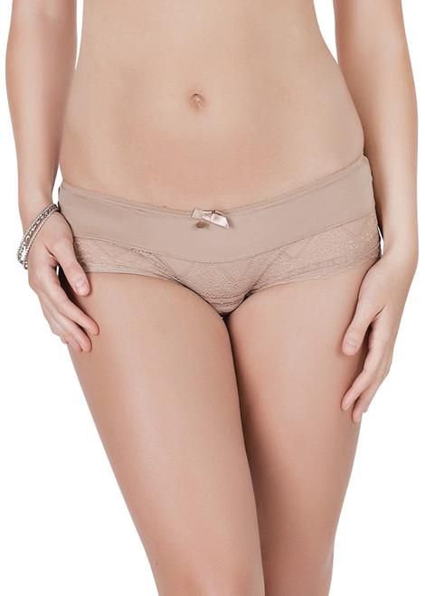 Parfait Casey Soft Microfiber & Lace Boyshort (Shorty) 2805