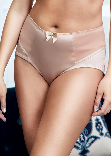 Parfait Charlotte Satin Full Highwaisted Brief 6917