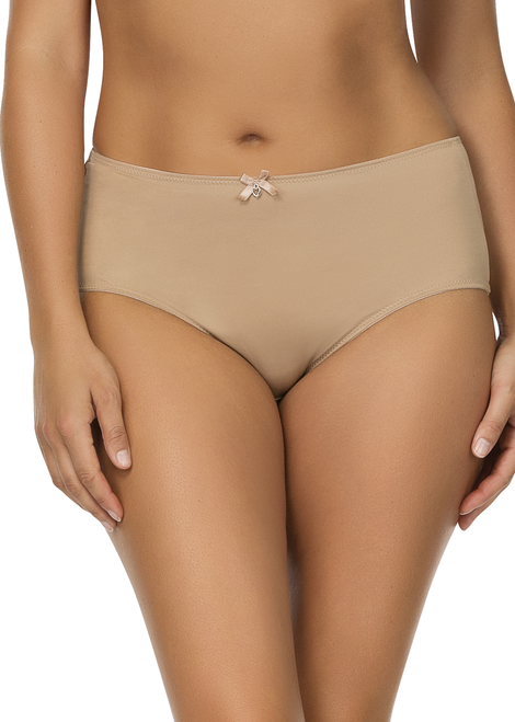 Parfait High Waisted Soft Microfiber Brief Jeanie 4803