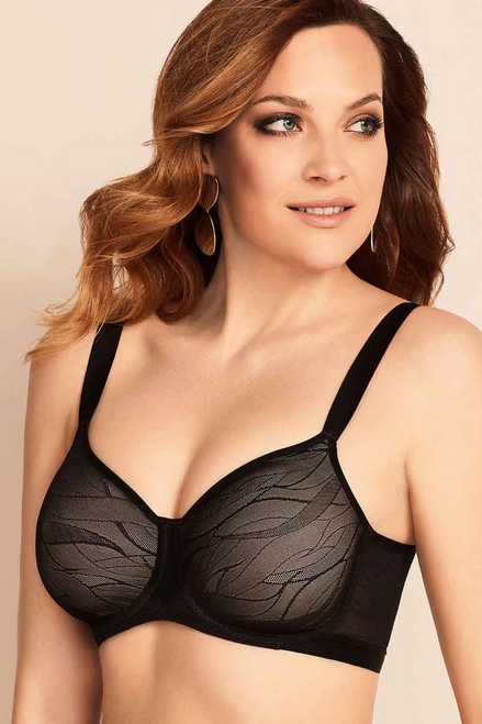 Triumph Airy Sensation Minimizer Underwire Cup with Comfort Wire Bra 67916