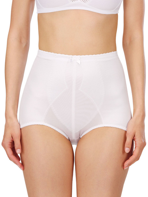 Naturana Double Reinforced Front Panty Girdle with Supporting Seams 0029