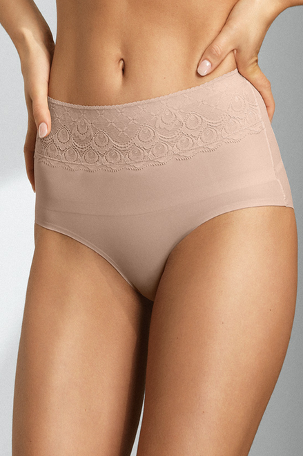 Perfect Body Invisible Reinforced High Waisted Panty Girdle 0046