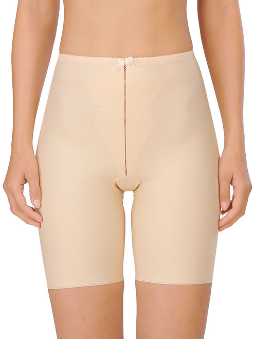 Seamless Shaping Long Leg Panty Girdle (l-5xl) By Naturana 418