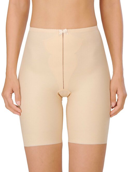 Seamless Shaping Long Leg Panty Girdle (l-5xl) By Naturana 418