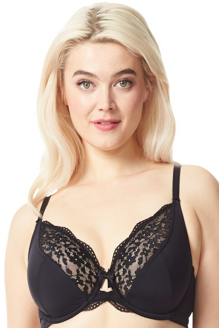 Olga Lace Escape Underwire Cut & Sew Lace Cup Bra GI3351A