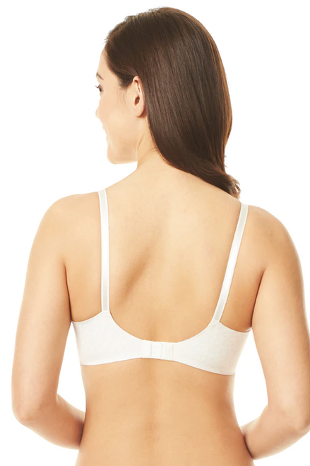 Olga No Side Effects Unlined Underwire 2 Ply Bra GI3561A