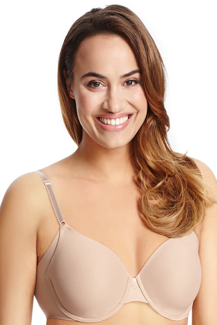 Olga No Side Effects Contour Seamless Foam Lined Underwire Bra GB0561A