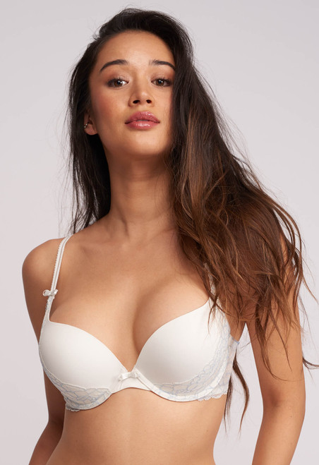 Montelle Sweet Encounter Allure With Sling Underwire Lace Bra 9082