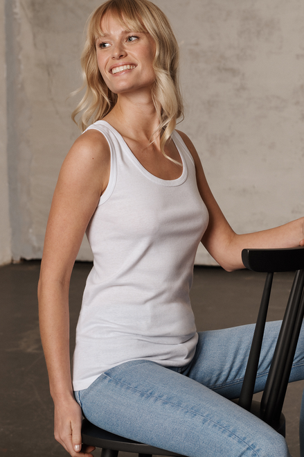 Naturana100% Cotton 2 Pack Camisole S-5xl 802529