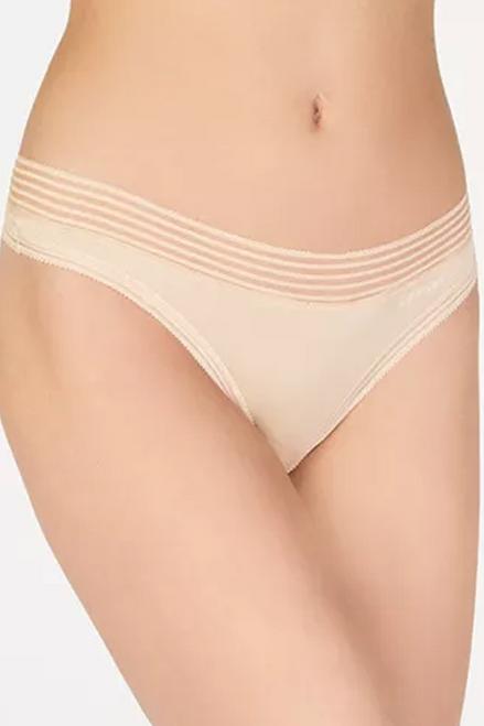 Calvin Klein Ultra-Soft Modal & Spandex Thong QD3670