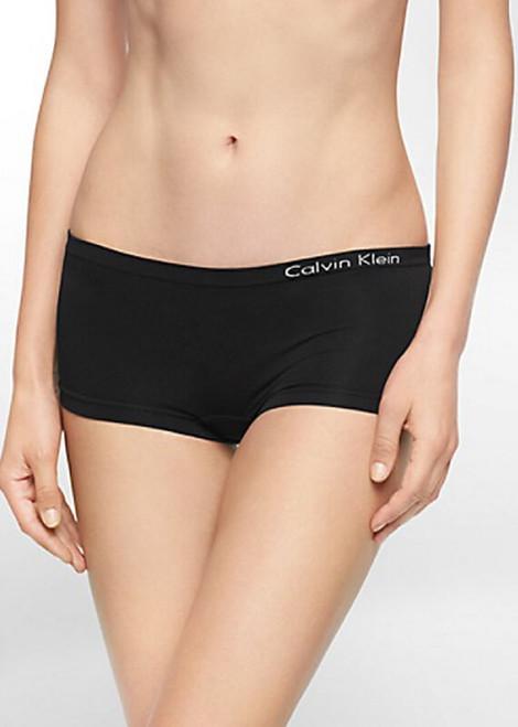 Calvin Klein Pure Seamless Low Rise Boyshort Panty QD3546