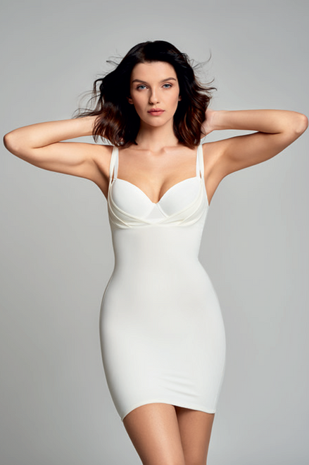 Shapewear Dress (S-4XL) By Cybele 14390