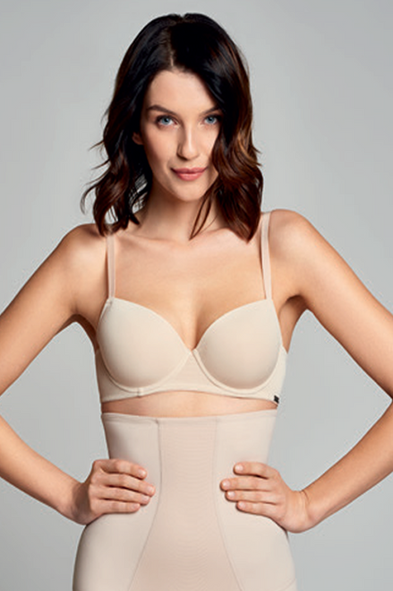 Seamless Push-Up Padded Comfort Foam Bra By Cybele 7-170845